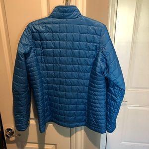 Patagonia women's down jacket - large